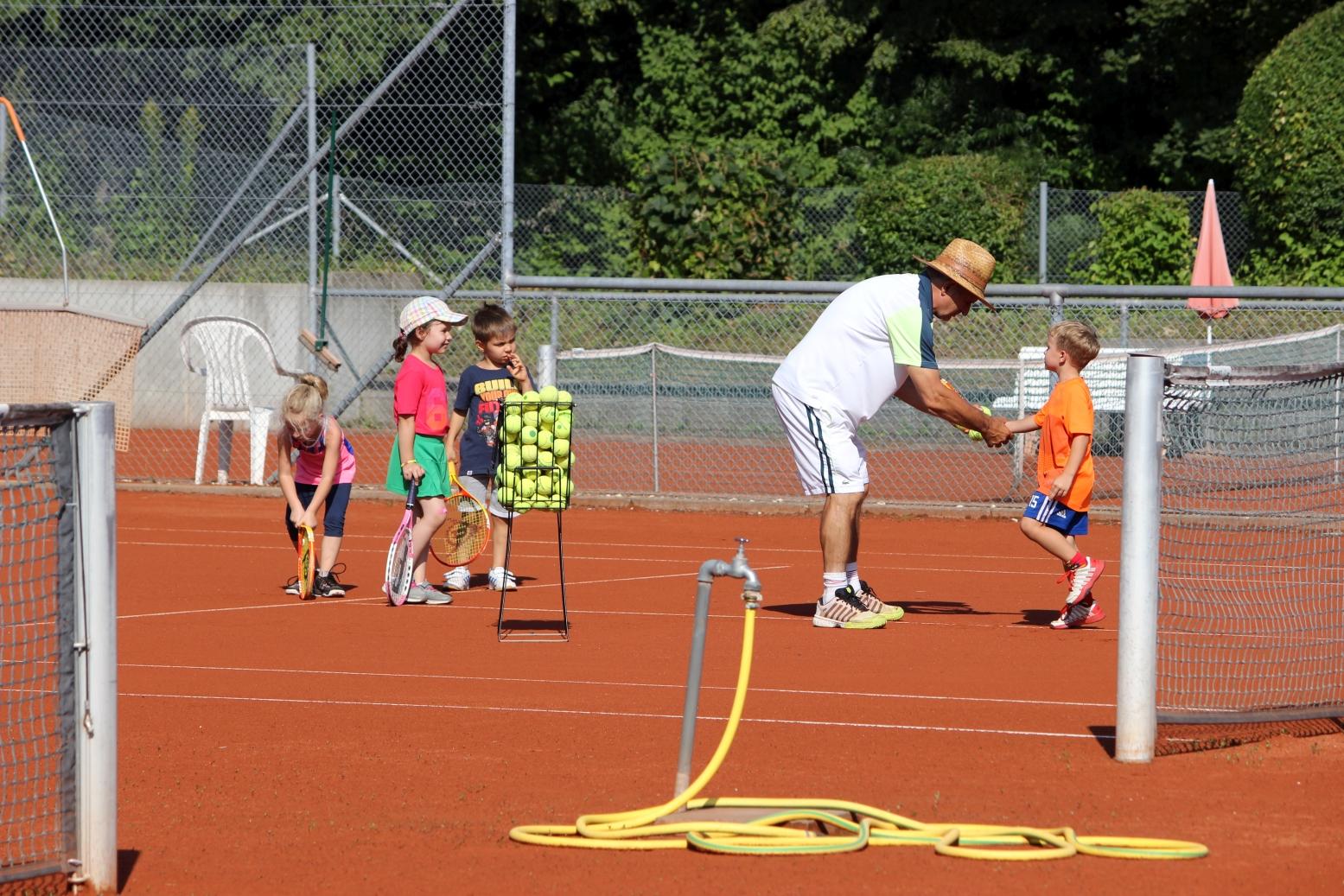 Tsv Pfuhl Tennis