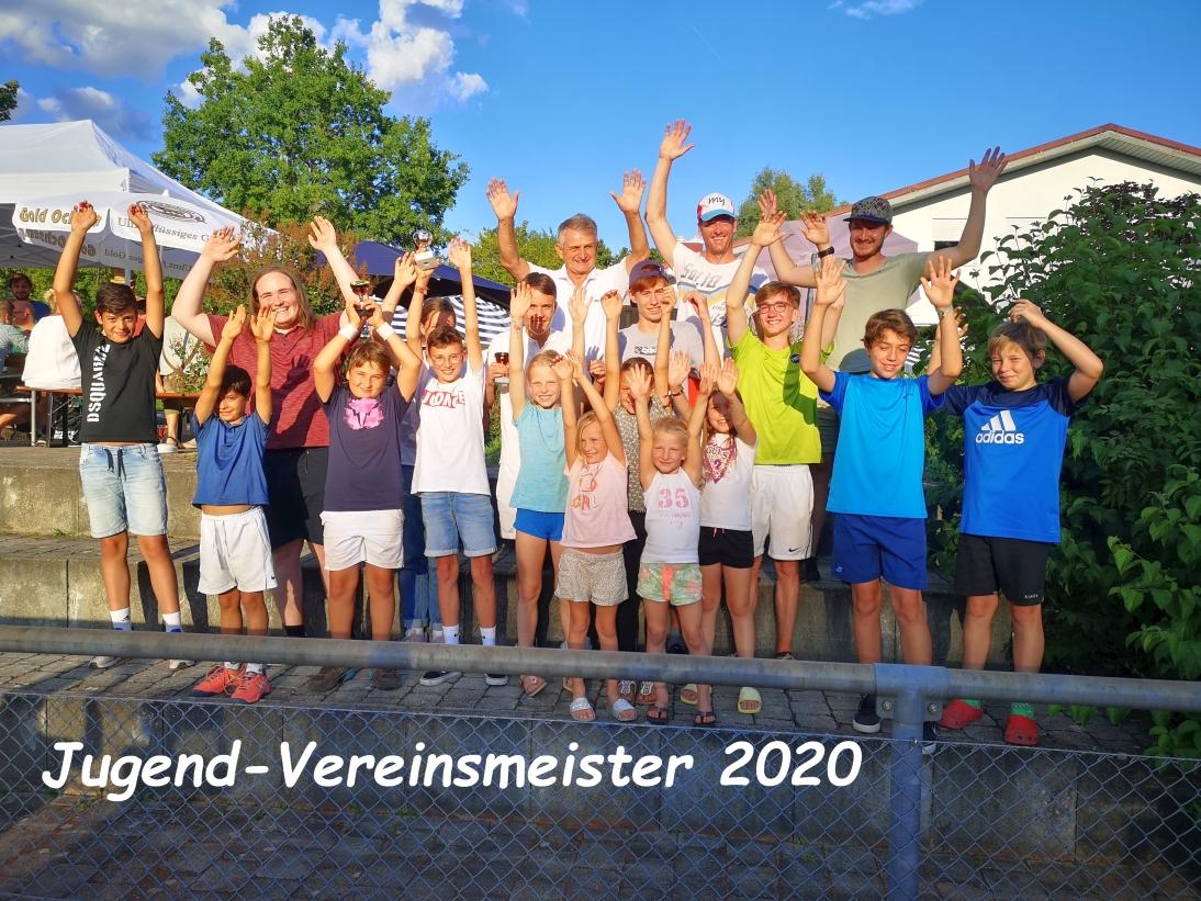 Endspiele Vereinsmeisterschaften 2021 und Sommernachtsfest